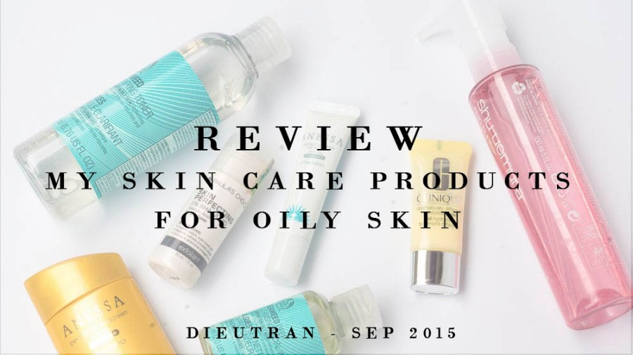 review oily skin